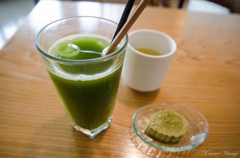 初綠和風定食抹茶專賣店_抹茶