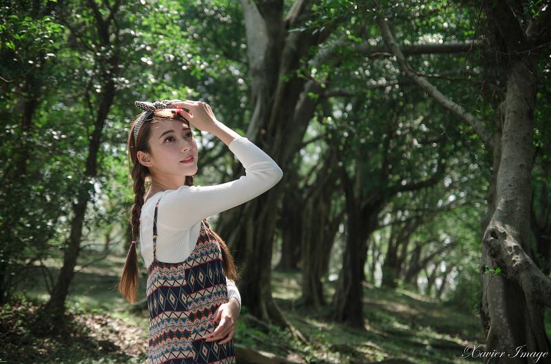 張舒晴 _大安森林公園 4