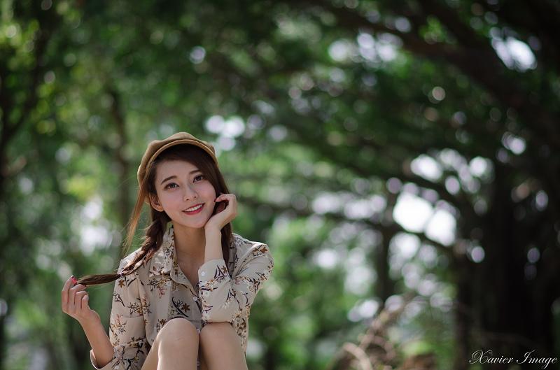 張舒晴 _大安森林公園 5