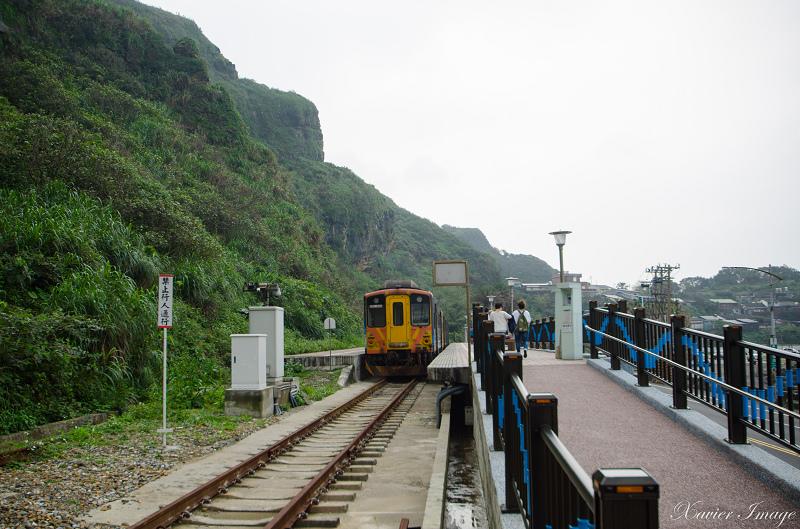 八斗子火車站 5