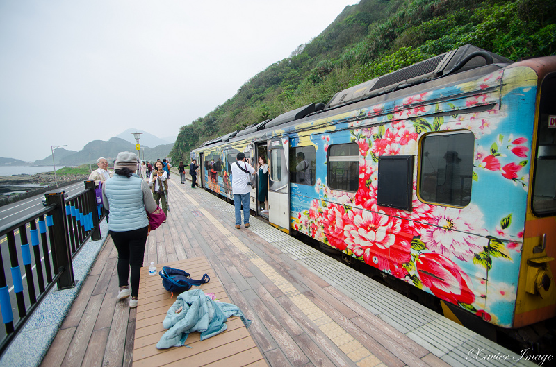 八斗子火車站 8