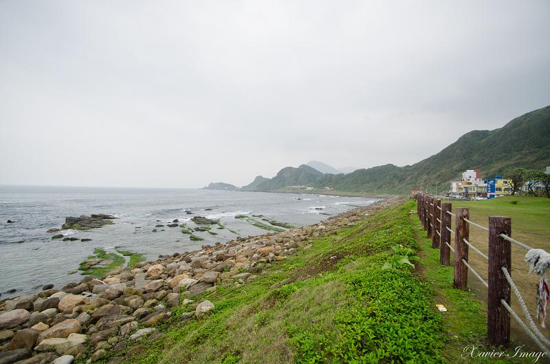 八斗子海岸 3