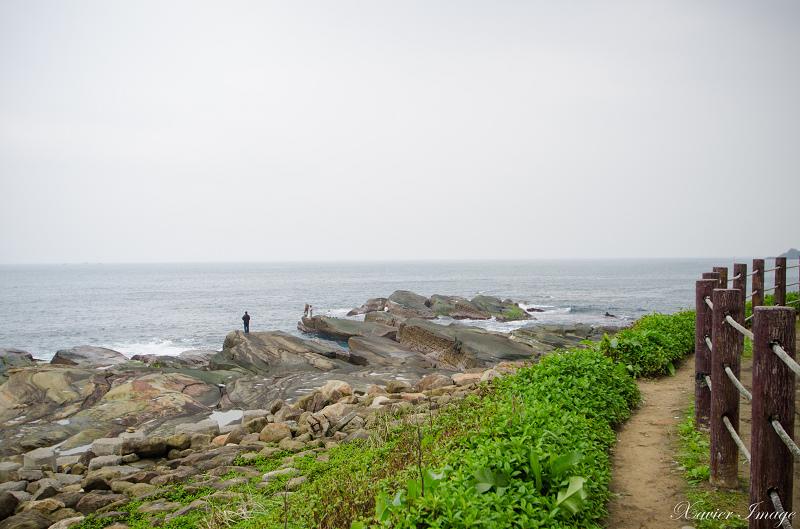 八斗子海岸