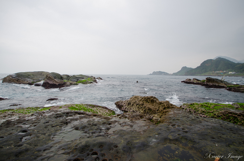 八斗子海岸 7