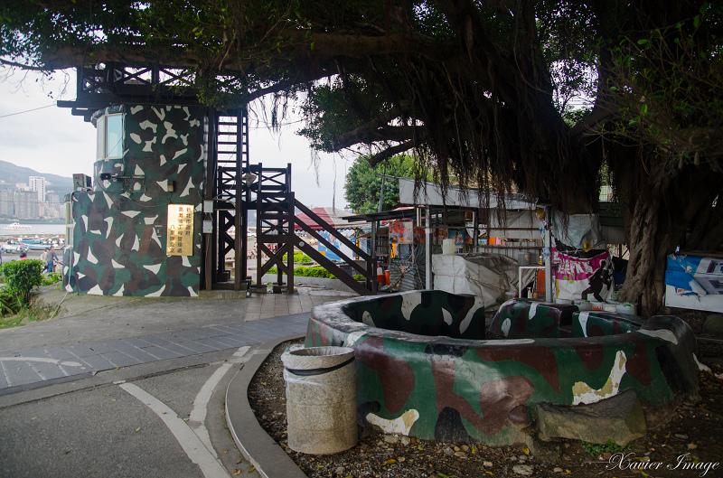 八里老榕碉堡