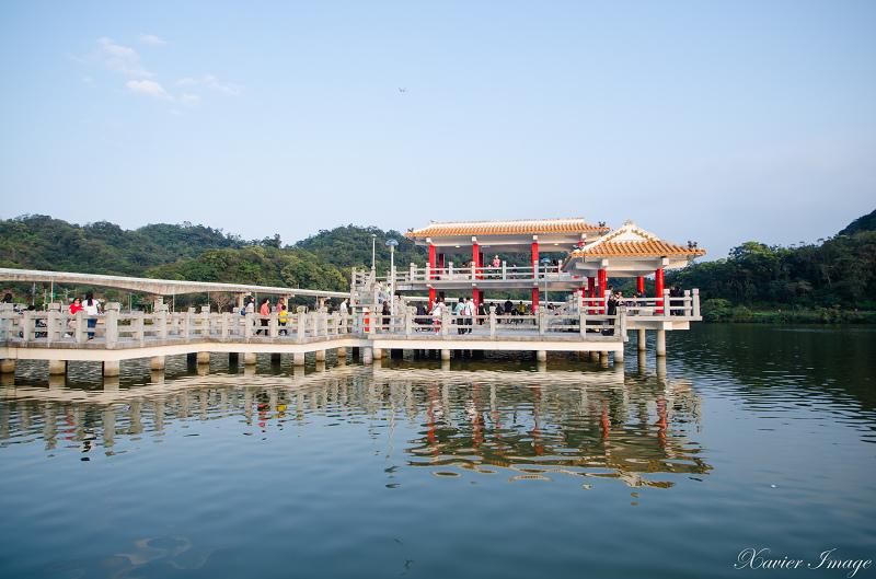 大湖公園_九曲橋