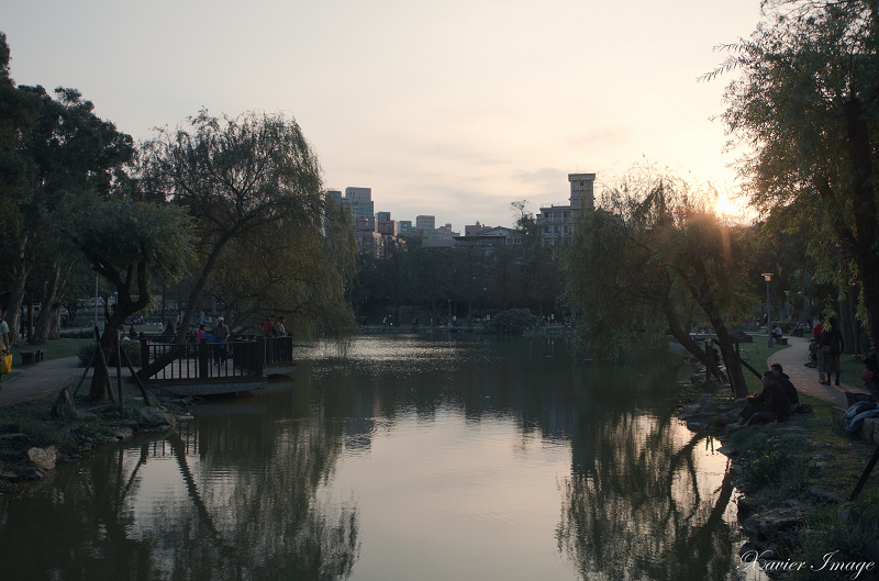 大湖公園_九曲橋 8