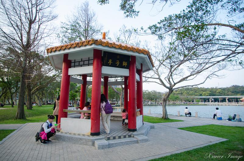 大湖公園_獅子亭