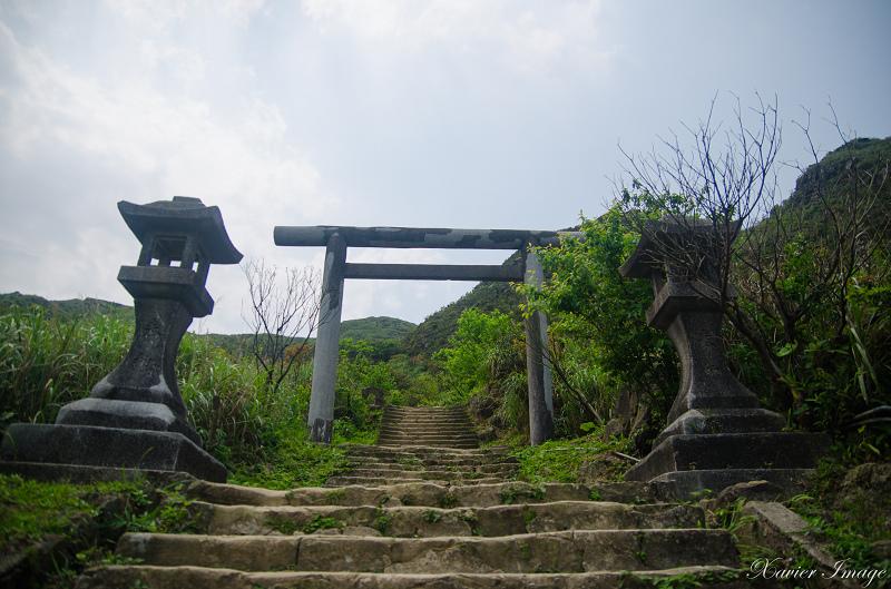 黃金博物館_金瓜石神社