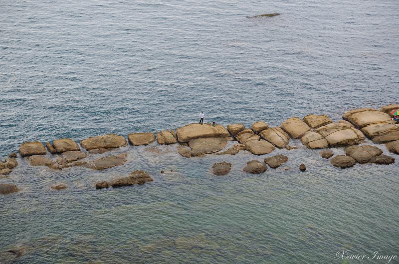 野柳地質公園_豆腐岩