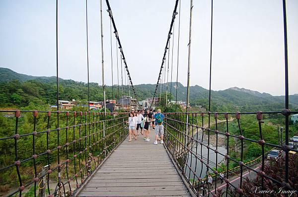 平溪線十分老街_靜安吊橋 3