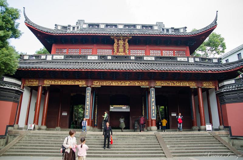 杭州西湖岳王廟