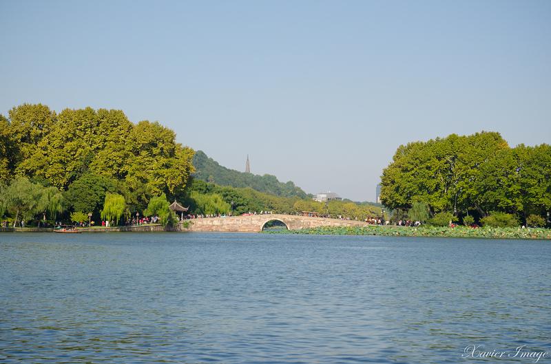 杭州西湖十景_蘇堤春曉 2