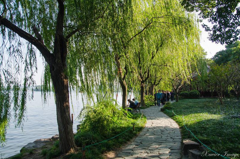 杭州西湖十景_蘇堤春曉
