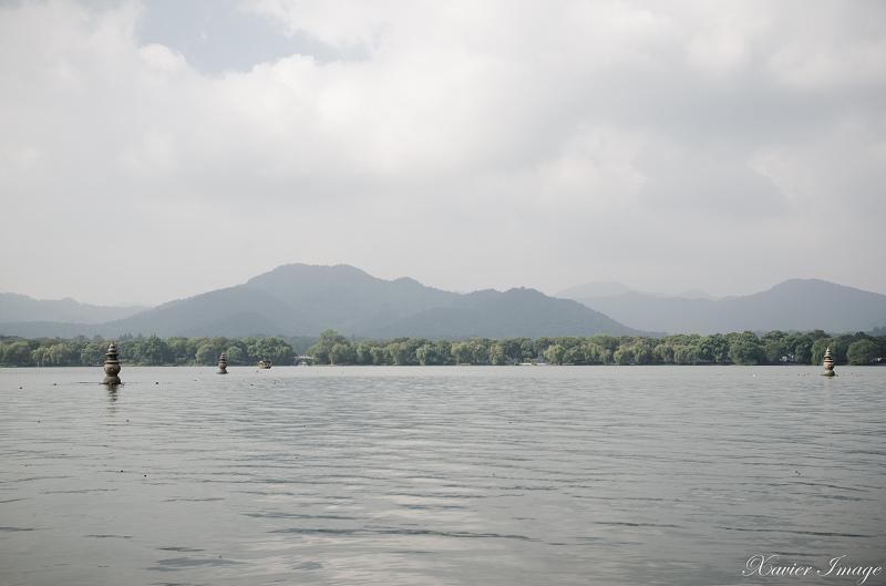 杭州西湖三潭印月_石塔 2