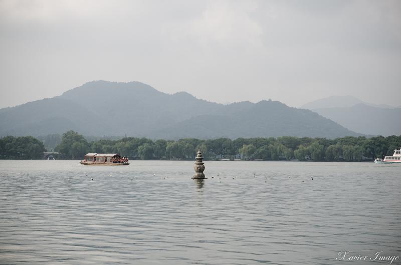 杭州西湖三潭印月_石塔 3