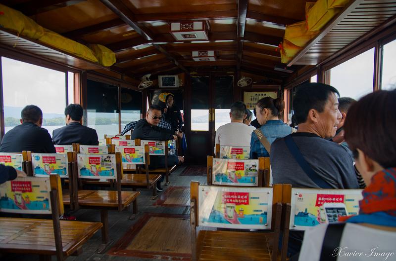 杭州西湖岳王廟碼頭_遊船 4