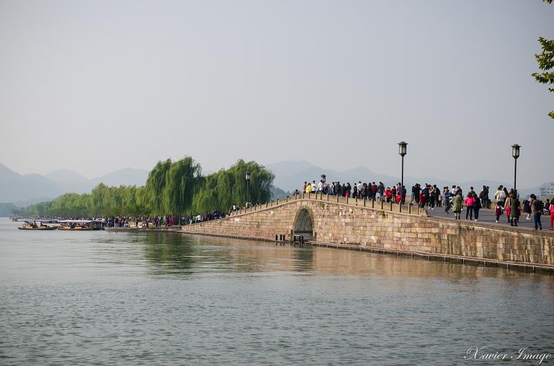 杭州西湖十景_斷橋殘雪