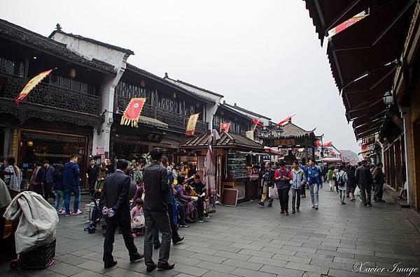 杭州河坊街封面