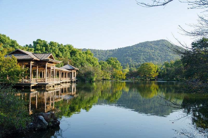杭州西湖十景_花港觀魚 3