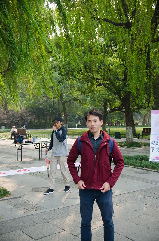 杭州西湖十景_柳浪聞鶯 6