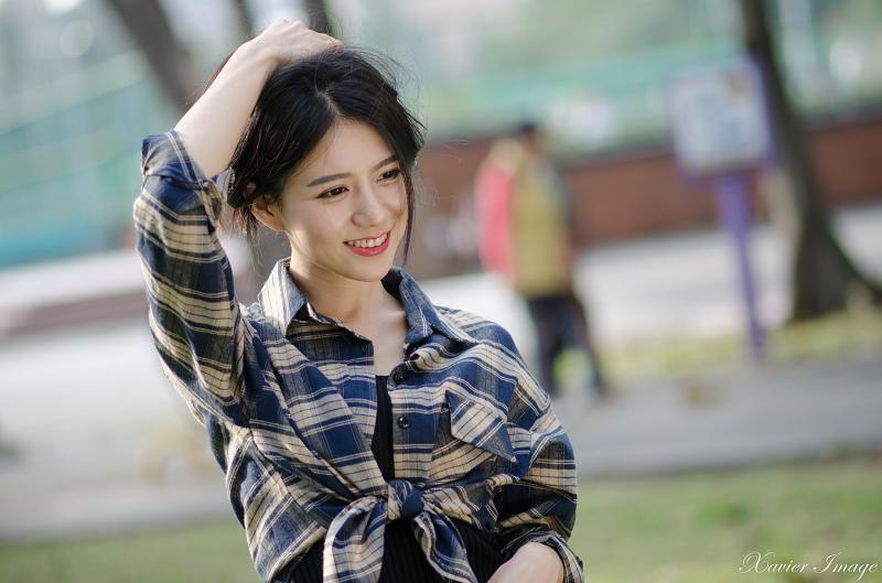 家家_Janice_臺灣大學外拍 6