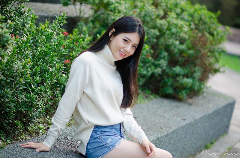 家家_Janice_臺灣大學外拍 13