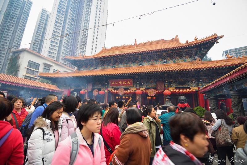 香港黃大仙祠_主殿 3