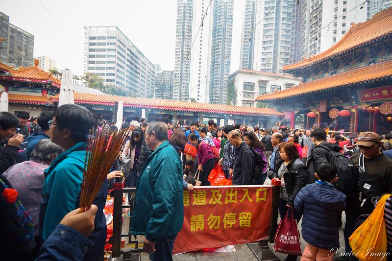 香港黃大仙祠_主殿 4