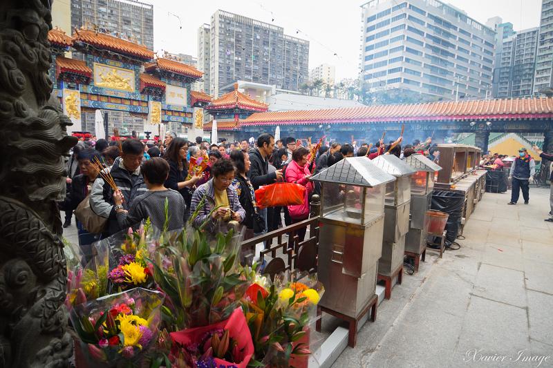 香港黃大仙祠_主殿 2