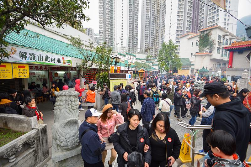 香港黃大仙祠