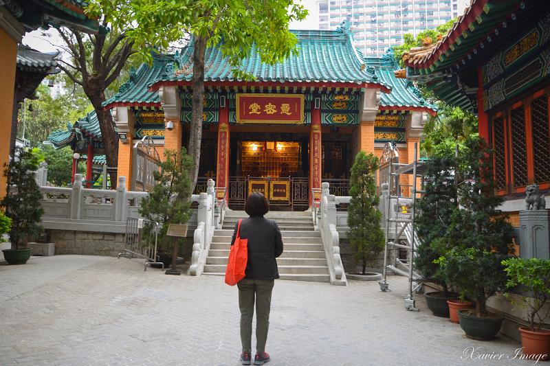 香港黃大仙祠_意密堂