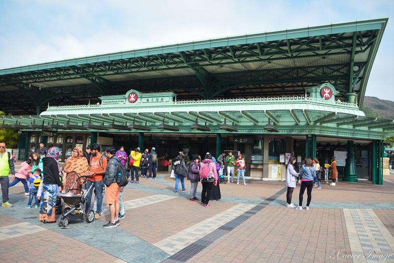 港鐵迪士尼樂園站