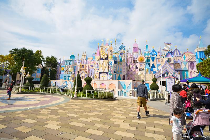 香港迪士尼樂園_幻想世界_小小世界