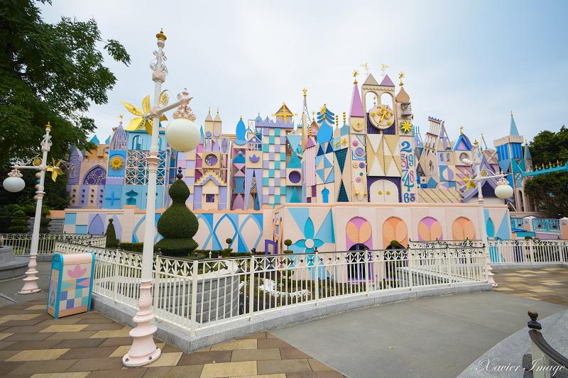 香港迪士尼樂園_幻想世界_小小世界 2