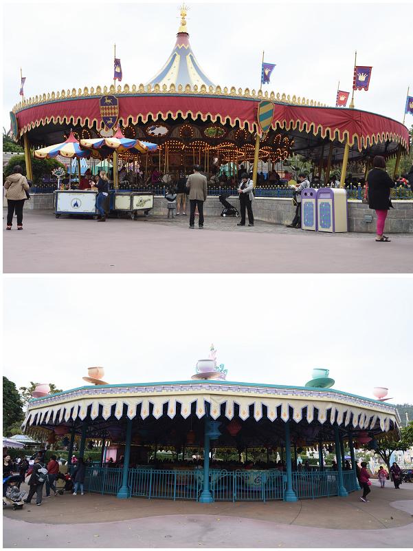 香港迪士尼樂園_幻想世界_旋轉木馬_旋轉杯