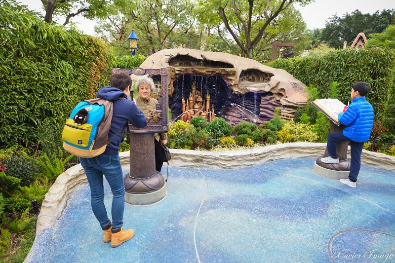 香港迪士尼樂園_幻想世界_童話園林 3
