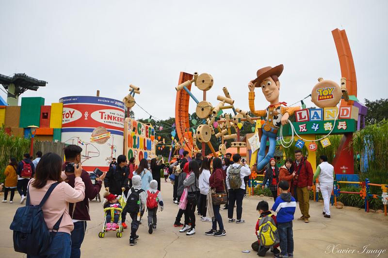 香港迪士尼樂園_反斗奇兵大本營 2