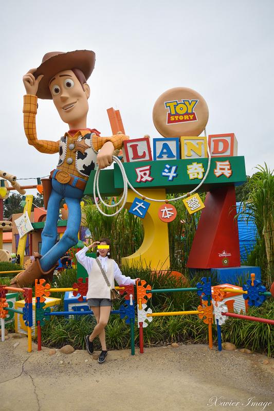 香港迪士尼樂園_反斗奇兵大本營 3