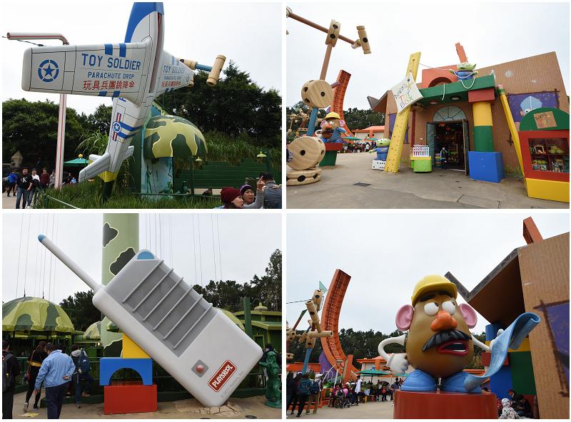 香港迪士尼樂園_反斗奇兵大本營