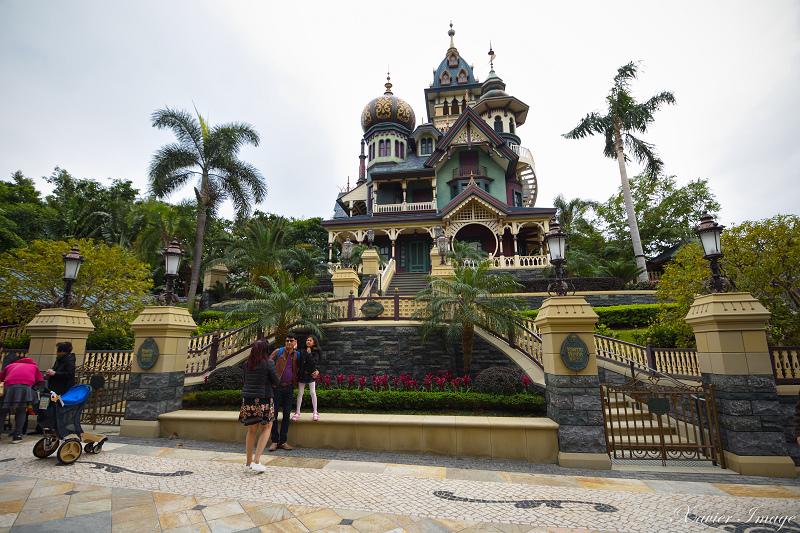 香港迪士尼樂園_迷離莊園_迷離大宅 2