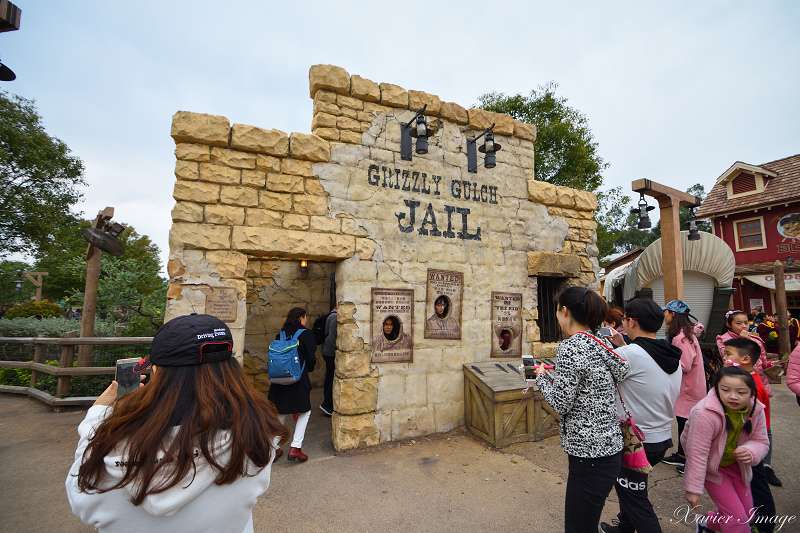 香港迪士尼樂園_灰熊山谷_西部囚室