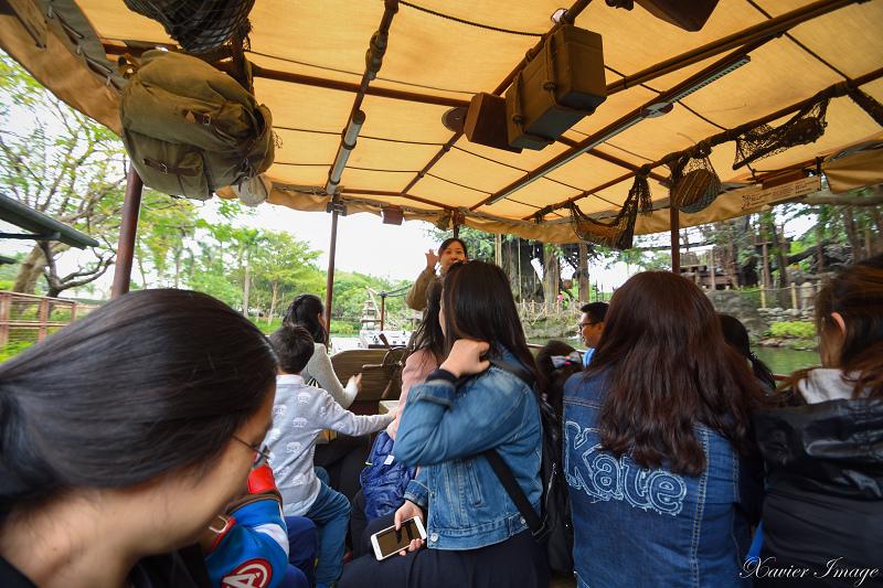 香港迪士尼樂園_探險世界_森林河流之旅 4