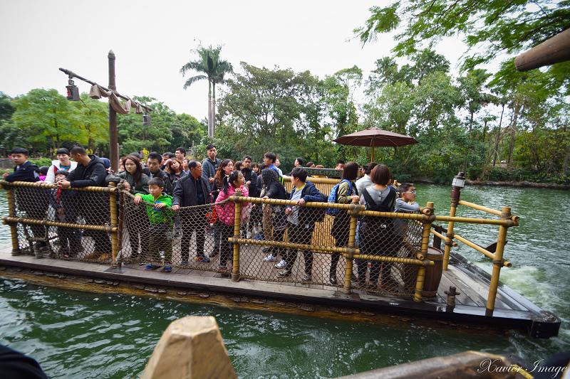 香港迪士尼樂園_探險世界_泰山樹屋 3