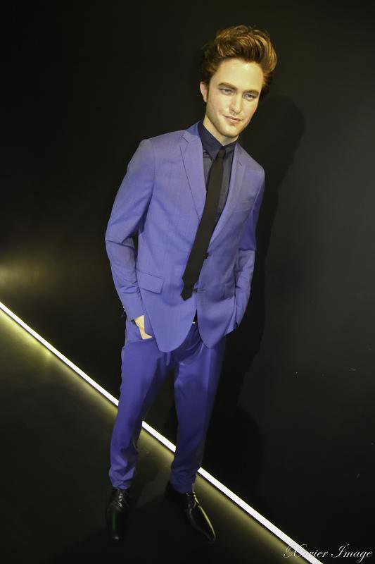 香港太平山杜莎夫人蠟像館_Robert Pattinson