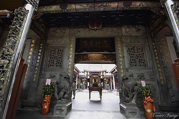 淡水龍山寺 2
