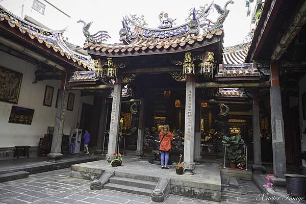 淡水龍山寺