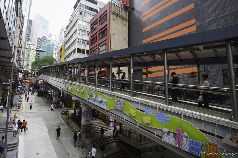 香港中環至半山自動扶梯 11