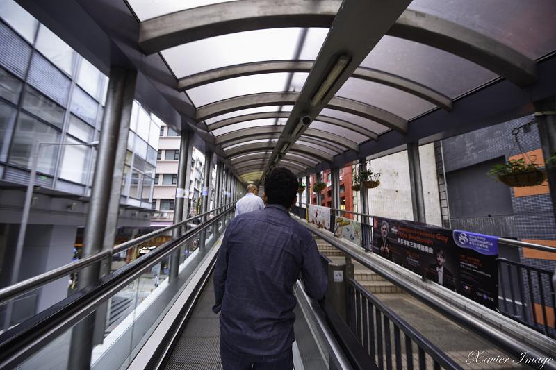 香港中環至半山自動扶梯 2
