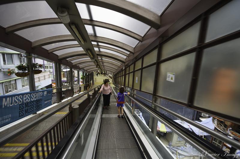 香港中環至半山自動扶梯 5